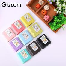 Gizcam 64 Pockets Instant Photo Storage For Polaroid Fujifilm Instax Mini 7 7S 8 9 Camera Accessories