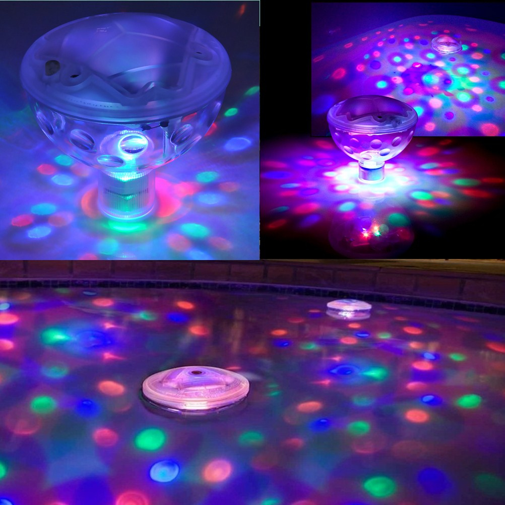 Fashion Color LED Underwater Light
