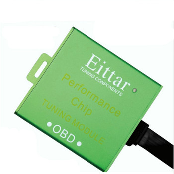 Car OBD2 Performance Chip Car Tuning Module Lmprove Combustion Efficiency Save Fuel Car Accessories For SAAB 9-3 2004+