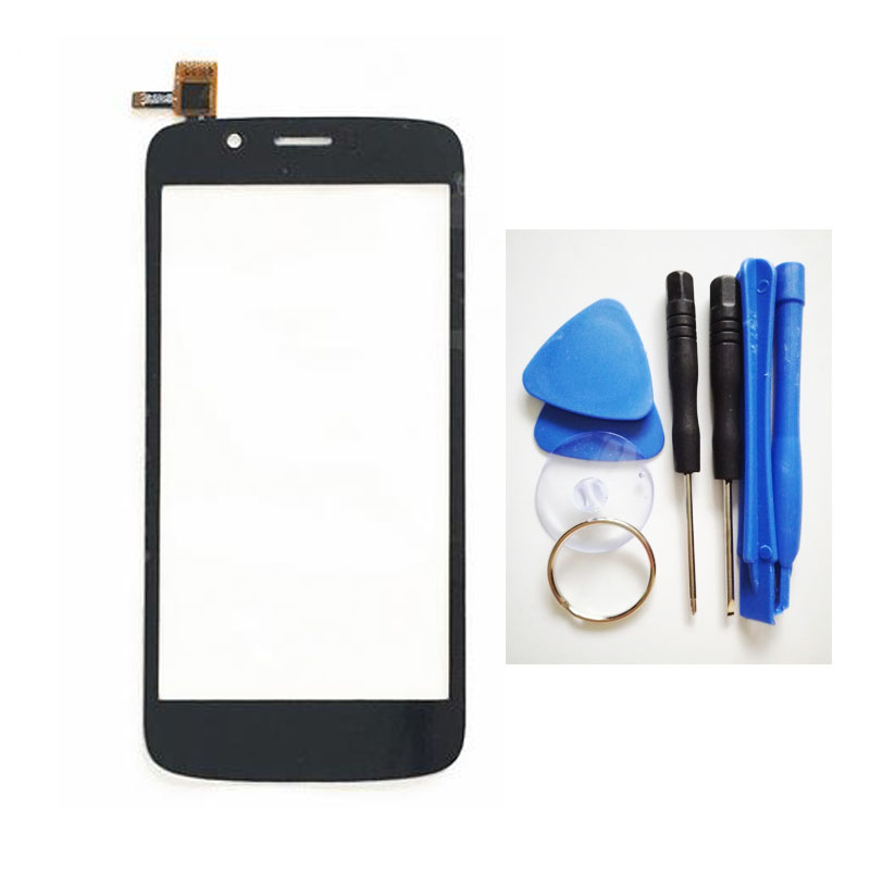 New Touch For Prestigio MultiPhone PAP5504 DUO PAP 5504 Smartphone Touch Screen Digitizer Panel Sensor Glass
