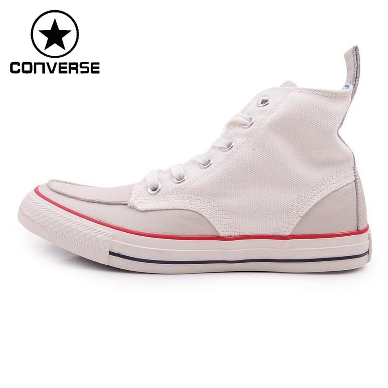 ФОТО Original Converse Men's Skateboarding Shoes Canvas Sneakers