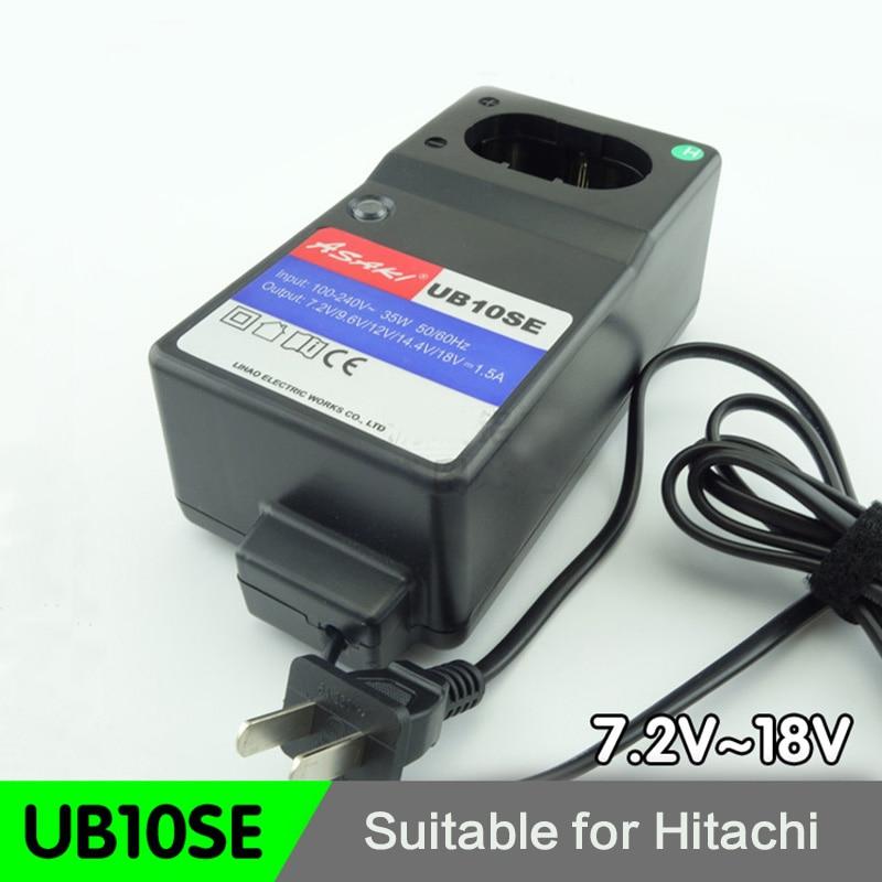 Wymiana ładowarki butikowej Asaki do Hitachi UC18YG, Makita DC1414 - Akcesoria do elektronarzędzi - Zdjęcie 2