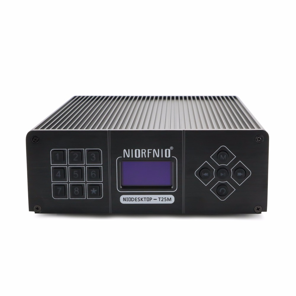 0-25W Adjustable Output Power FM Stereo PLL Broadcasting Transmitter Host 87-108 MHz 0-25W Adjustable Output Power FM Stereo PLL Broadcasting Transmitter Host 87-108 MHz
