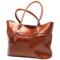 2018 большой Ёмкость Повседневное сумки Для женщин натуральная кожа сумка Мода Высокое качество Сумки противоизносные просто мешок руки