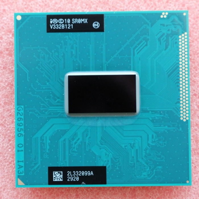 Intel Core i5 3320M 2 6GHz 3M 5 GTs SR0MX Mobile Laptop CPU Processor
