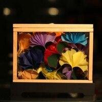 Бесплатная доставка dream box денег Появившись box цветок Появившись box фокусы магия игрушки