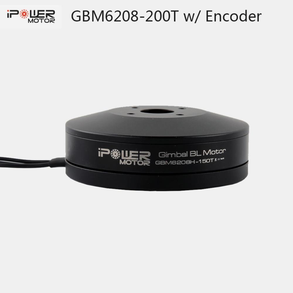цена на iPower Motor GBM6208H-200T Brushless Gimbal Motor with Magnetic Encoder for Alexmos Basecam Gimbal Controller