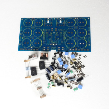 12*10000uf/63V Rectifier Filter power supply Board speaker  protection for dartzeel amplifier diy kit