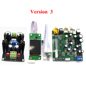 Image 4 - Lusya ES9038 Q2M DAC DSD dekoder desteği IIS DSD koaksiyel Fiber giriş 384KHz DOP OLED D5 001