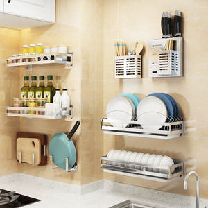 Holder-Tool Dish-Rack Chopping-Board Hanging Stainless-Steel Kitchen Sink