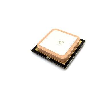 Free shipping GNSS intelligent module antenna receiver, support GPS GLONASS dual mode positioning, can be set GPS Beidou model,