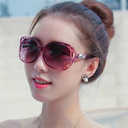 aaf1499995b IVE Brand Women Sunglasses Cat Eye Oversized Big Frame Female Sunglasses  Oculos De Sol Feminino Gafas De Sol 9523-in Sunglasses from Women s  Clothing   ...