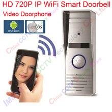 Wi-fi Смарт Видеомонитор HD Ip-камеры Беспроводные Видео Домофон Водонепроницаемый Iphone Android APP Мобильный Звонок