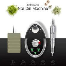 Cappucci 65 Вт маникюрный набор 35000 об./мин./машина для маникюра педикюра пилки для ногтей лак резаки для маникюра