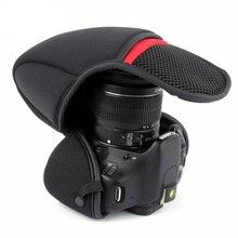 2018 плотные Лидер продаж DSLR Камера сумка для Canon 100D 1200D 1300D 200D 750D Nikon D5300 D3400 D3300 D3100 sony Canon Камера случае