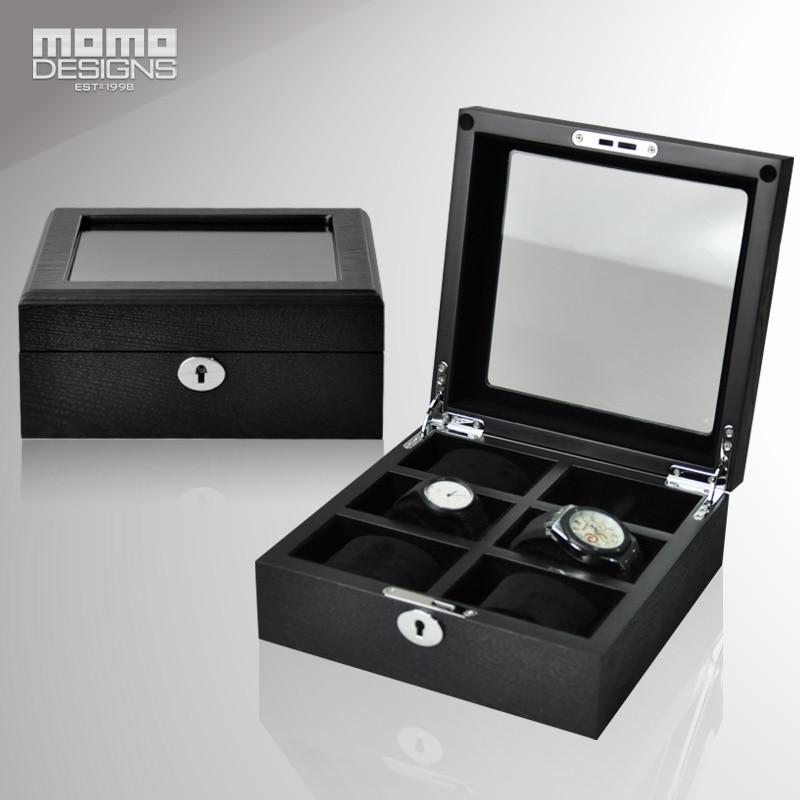Cutie de ceas din lemn de lux pachet Packagin pentru 10 ceasuri cutie - Accesorii ceasuri - Fotografie 5