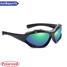 High Quality Polarized Skiing Glasses Cross country Sport Goggles sunglasses Riding windproof Women Men Polarizing