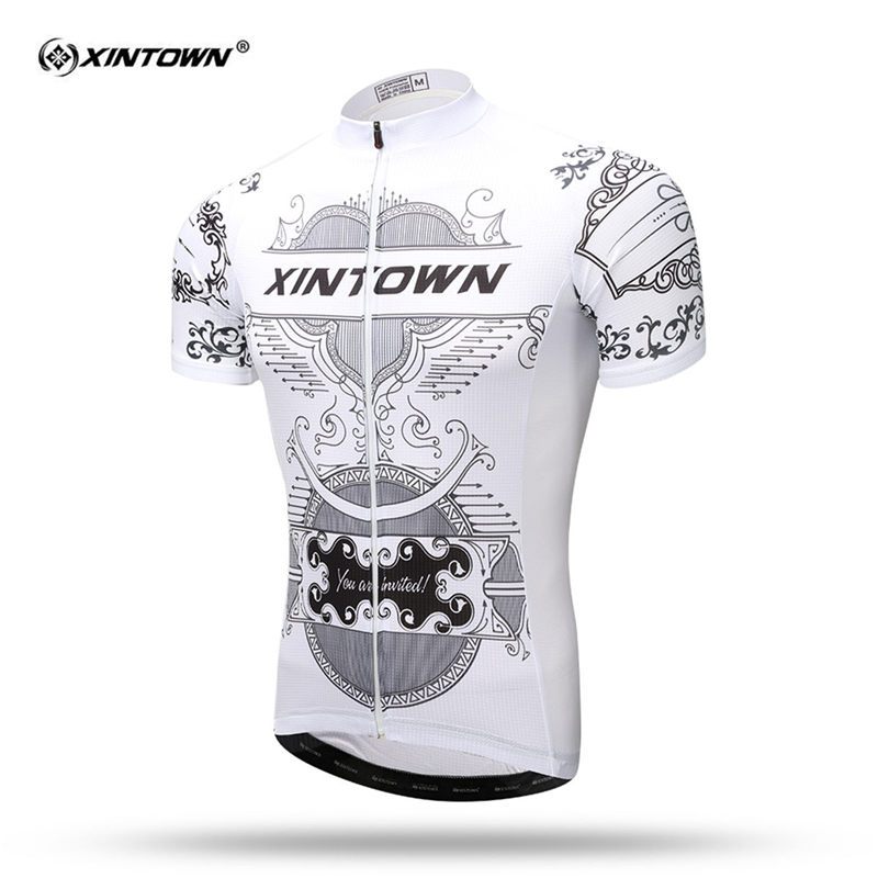 XINTOWN Short Sleeve Cycling Jersey Set W MTB Bike Clothing Comfortable Bicycle Jerseys  ...