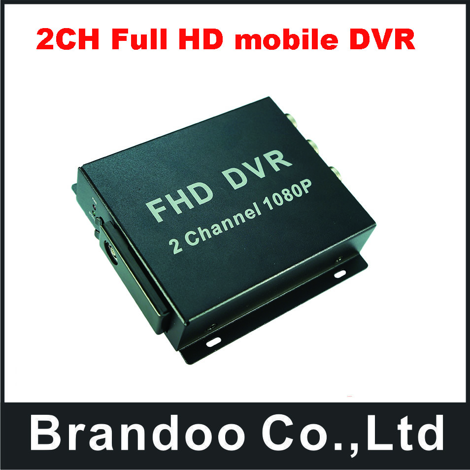 все цены на 2CH 1080P Full HD mobile DVR,support 2 piece 1080p AHD camera recording at the same time