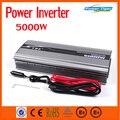 EXW Precio 5000 W Coche inversor de Potencia Pico 10000 W DC 12 V A AC 220 V Car Power Inverter adaptador de onda sinusoidal Modificada