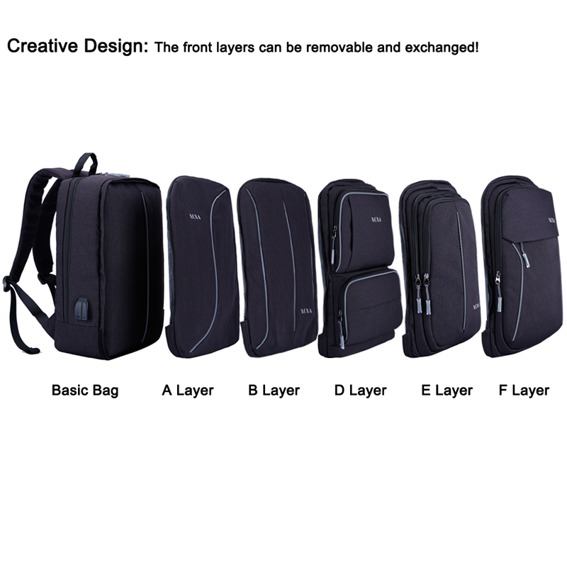 5dd74ea3f612 XQXA New Style Oxford Backpack Men Laptop Male Backpack Bag for Teenagers  School Computer Mochilas High Quality Daily Backpacks Tags