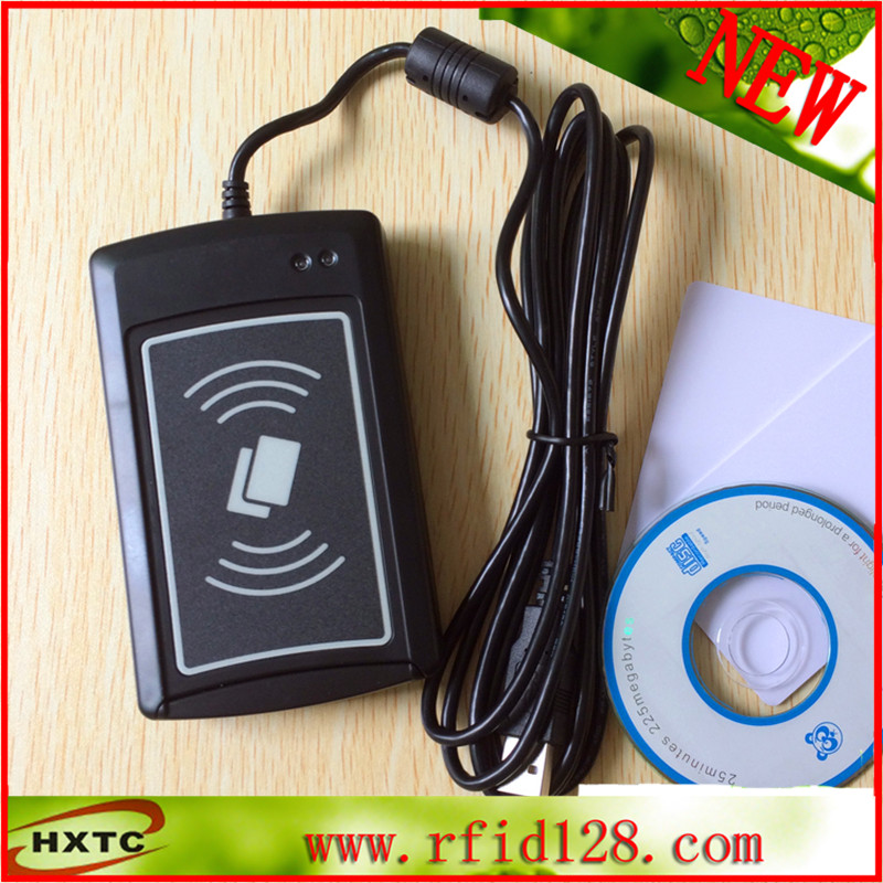 HF/13.56MHZ RFID Smart Chip Card Reader & Writer ACR1281U-C8 Comp with ACR120U