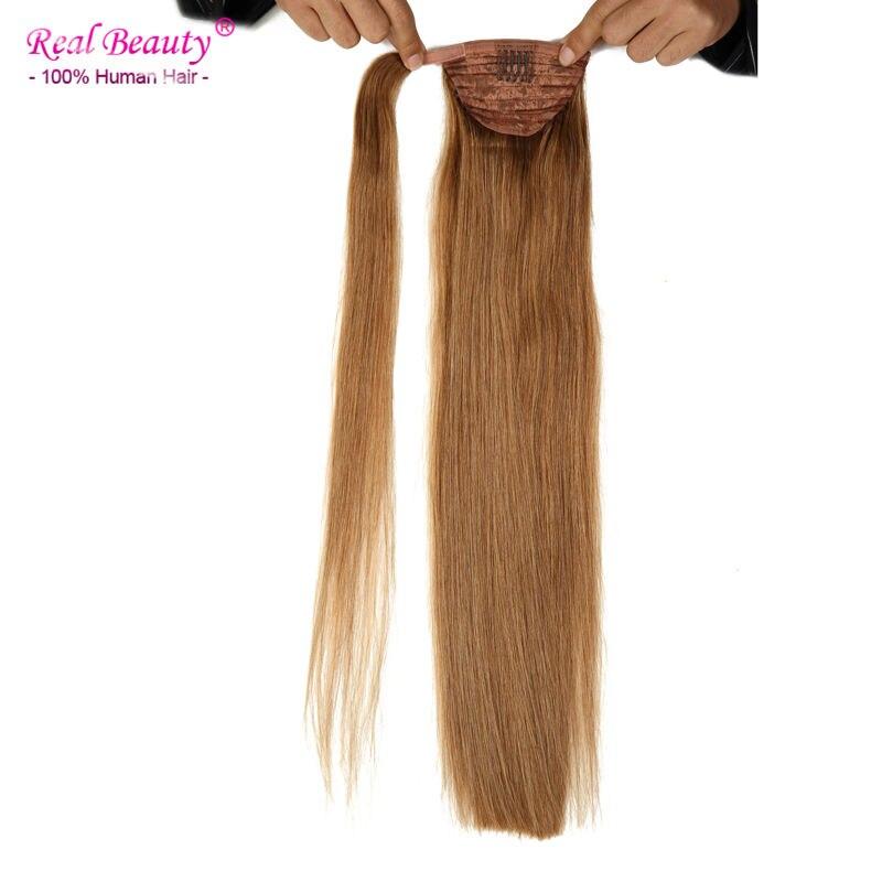 Human Hair Ponytail (1)