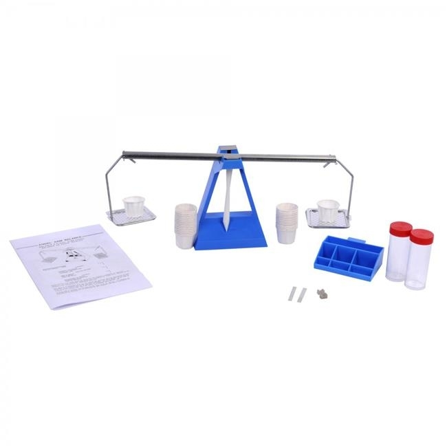 American Educational Products 3802 Equal Arm Beam Balance Kit equal shmequal