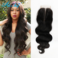 "Peruvian Virgin Hair Lace Closure 4""X4"" Peruvian Body Wave Free/Minddle/Three Part Lace Closure Peruvian Virgin Hair Body Wave"