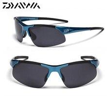 1 Pair 5 Colors Daiwa Fishing Polarized Sunglasses Men Women Fishing Glasses Cycling Riding Eyewear