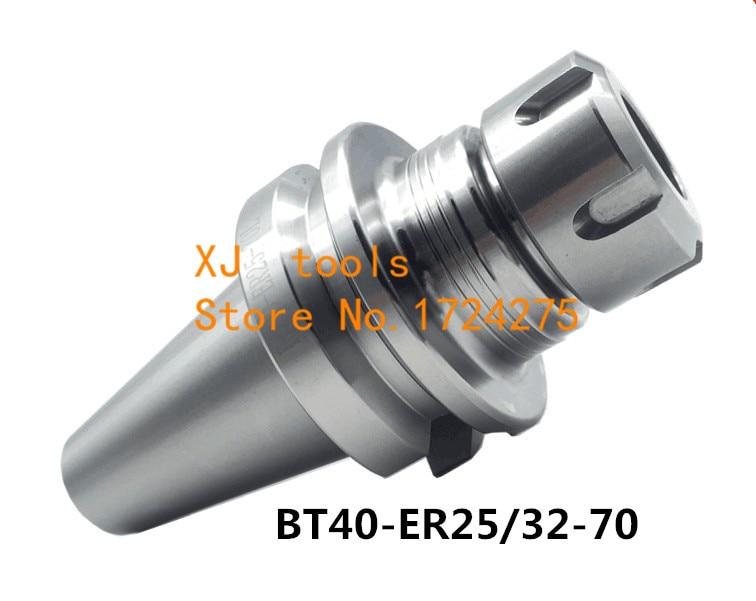 BT40-ER25-70L Collet Chuck CNC Milling Tool Holders