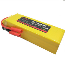 5S 18.5V 5000mAh 60C Lipo ion Battery For RC Airplane Helicopter Drone Quadcopter Car Boat Remote Control Toys Lithium  #15B09 цена и фото