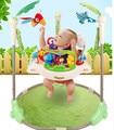 Bebê caminhantes salto balanço cadeira para cima e para baixo, máquinas da criança infantil