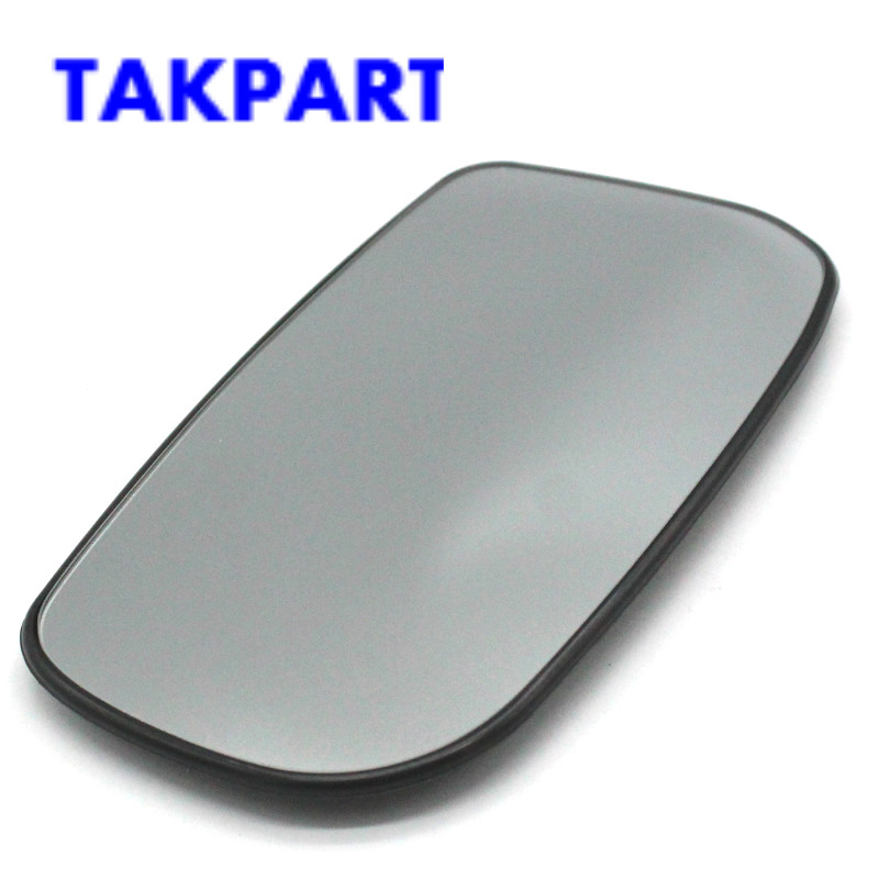 TAKPART Right Side Heated Electric Wing Mirror Glass for HONDA CIVIC 2001 2005|Mirror & Covers| |  - title=