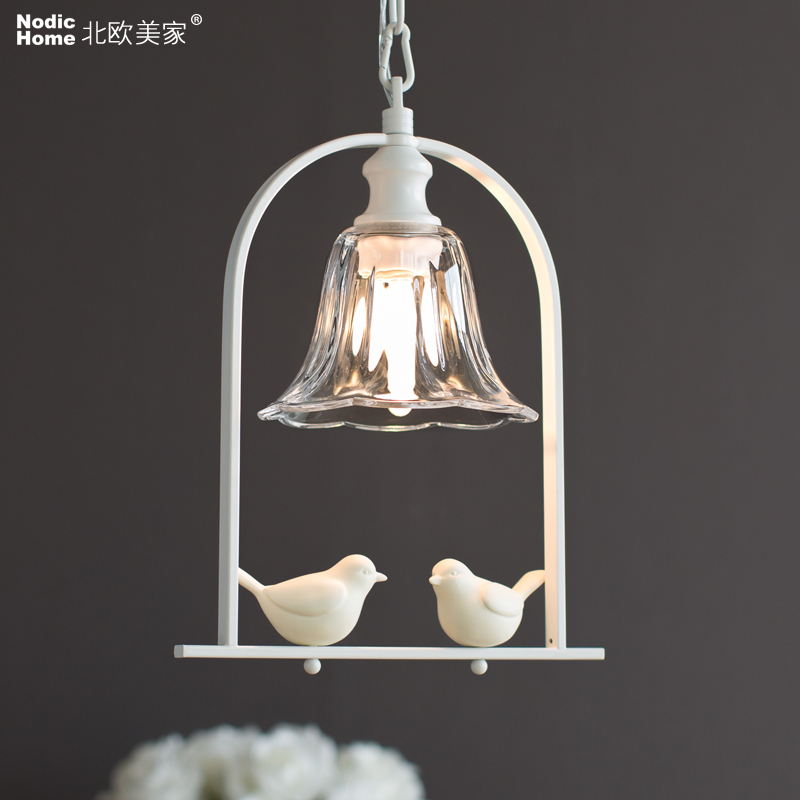 industrial vintage pendant light original bird designer glass lamp shade E27 pendant lamp holder loft bar lamps Led bulb E14 brass cone shade pendant light edison bulb led vintage copper shade lighting fixture brass pendant lamp d240mm diameter ceiling