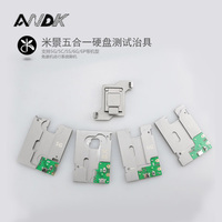 5 In 1 HDD Hard Disk Logic Board Repair Tool Fixture Tester For Iphone 5G 5S
