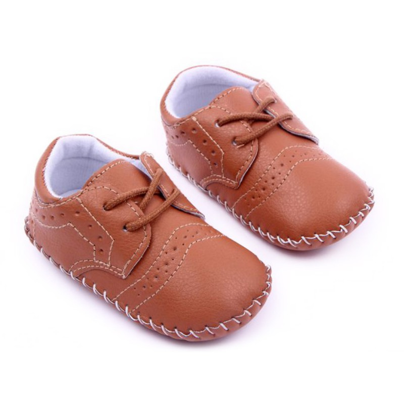 Soft Sole Girl Boy Baby Shoes Cotton First Walkers Fashion Kids Toddler Shoes Faux Leather Prewalker Shoes
