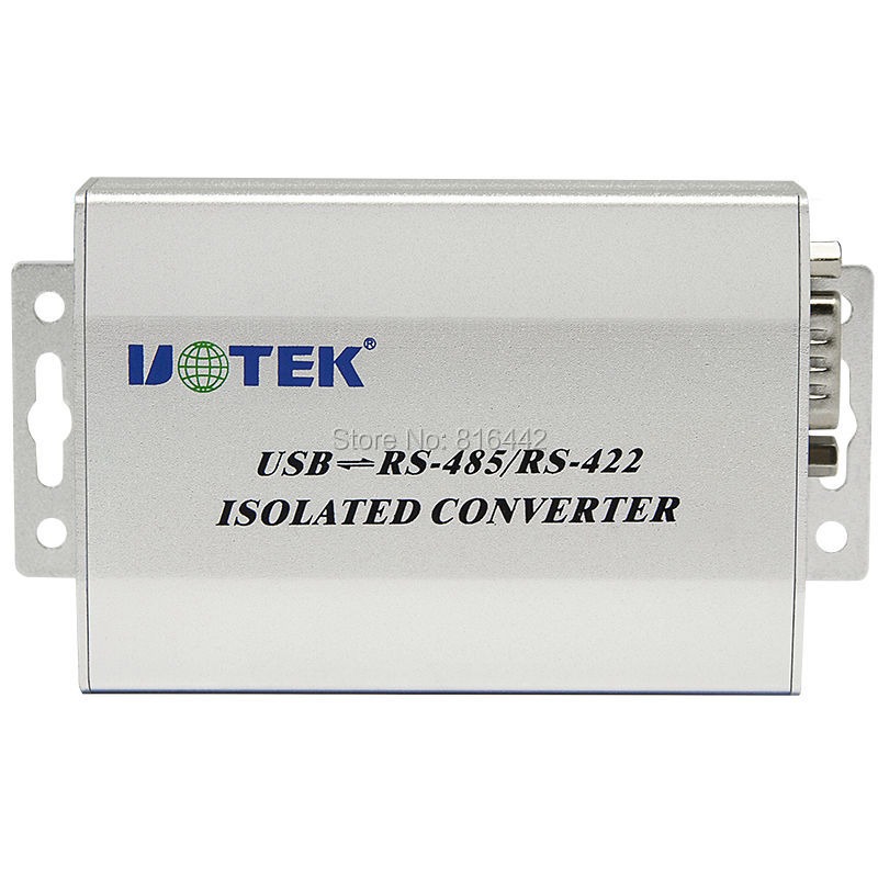 Free shipping 1pcs/lot USB to RS-485/422 Serial Converter with ESD protection недорго, оригинальная цена