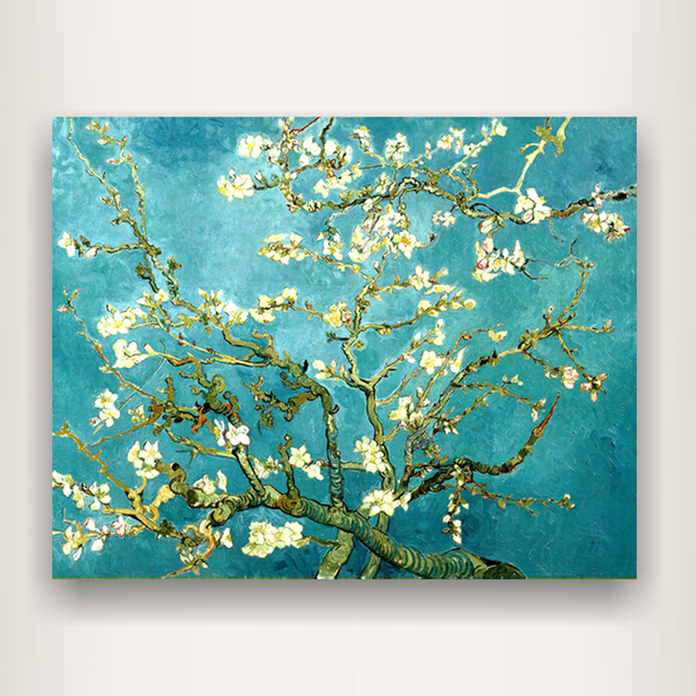 Wall Painting Single Panel Flower Paintings Canvas Prints For Living Room Decoration NO Frame