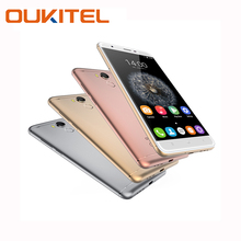 Original OUKITEL U15 Pro Mobile Phone Fingerprint ID Octa Core 32G ROM 3G RAM Smatphone Android 6.0 Dual Card 5.5 Inch