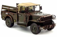 1951 U.S. M37 Vintage iron art deco model Window display props collect models Handmade retro decorations birthday present