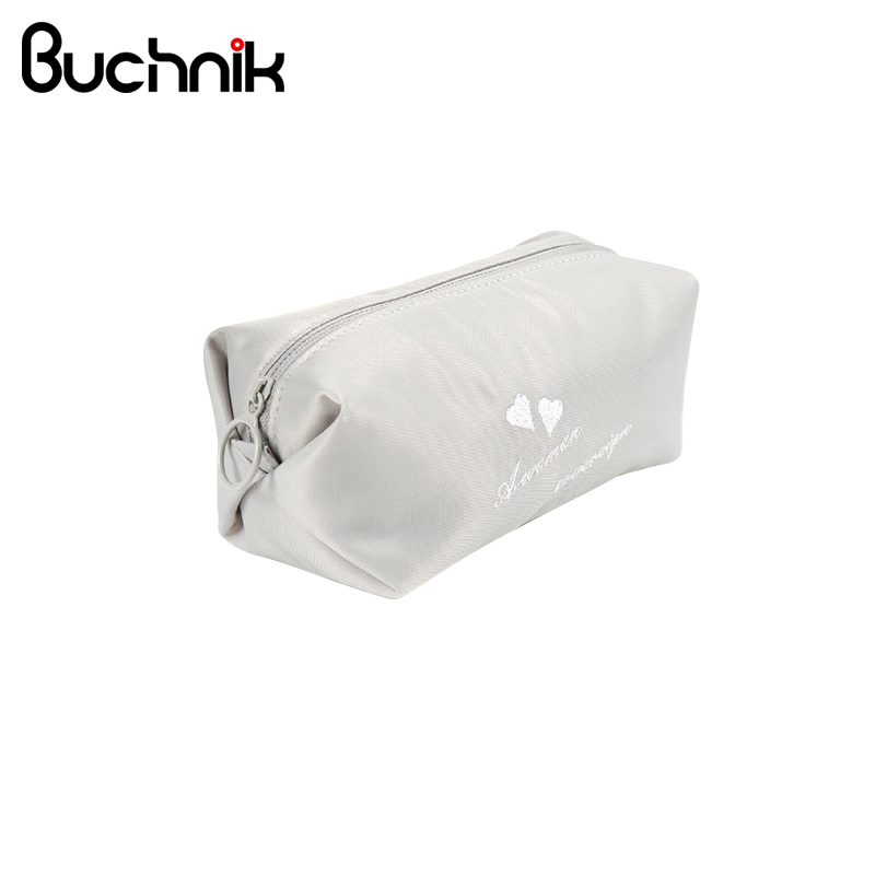 Cute Small Waterproof Cosmetic Bags Women's Portable Markup Pouch Storage Cosmetics Tool Beauty Accessories Supplies Products solid color fashion cosmetic bag ladies portable travel necessary markup pouch storage beauty tools accessories supply products