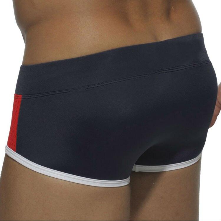 Brand Swimsuit Trunks Szexi férfi fürdőruha Úszás rövidnadrág - Sportruházat és sportolási kiegészítők - Fénykép 6