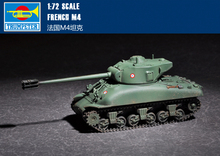 RealTS Trumpeter 1/72 07169 French M4