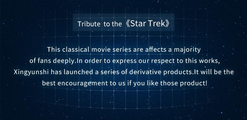 STAR TREK Models Spock Starfleet Spock LED waterproof touch screen watch hot tv series Christmas Gift 2