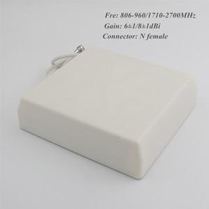 Image 2 - GSM Antenna 4G LTE antenan 8dBi 3G outdoor antenna N female 806 2700MHz directional antenna for celluar signal amplifier