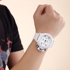 Image 5 - Megir оригинальные часы Мужчины Спорт кварцевые мужские часы хронограф наручные часы Relogio время час часы Reloj Hombre мужские часы