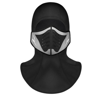 Winter Cycling Face Mask Cap Ski Bike Mask Face Thermal Fleece Snowboard Shield Hat Cold Headwear Bicycle Face Mask Drop ship face mask