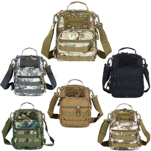 Hot! 2015 NOVO Estilo de Moda Saco de Ombro Tático Militar Ao Ar Livre Mochila Unisex das Mulheres Dos Homens Mochilas Sport Camping Viagens saco