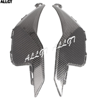 Carbon Fiber Fairing Gas Tank Side Panels For HONDA CBR1000RR 2012 2013 2014